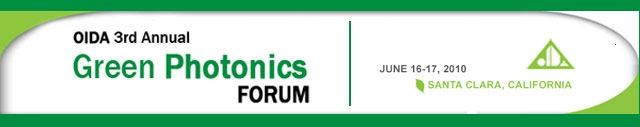 Green Photonics Forum