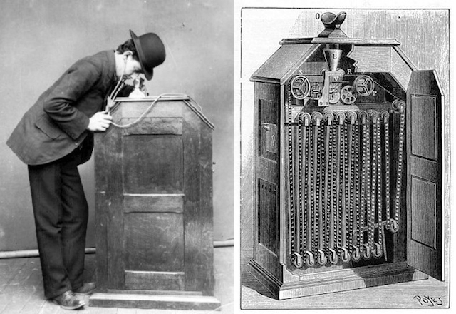 developement of the kinetoscope Kinetoscope: edison: nj: 1894: taedison: penny arcades, single person viewer  early studios and companies name full company city country first last founder.