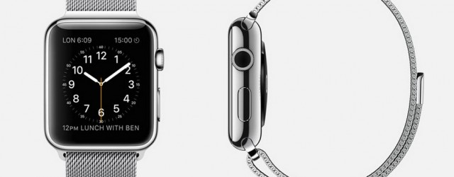 Mobile Displays, User Interface – As expected, Apple revealed their new Apple Watch during the firm's September 9, 2014 press event in Cupertino, CA.  In making their announcement, Apple has...